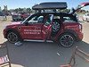 This is a really great service by MINI to support MTTS, but you really don't want to meet them on the road...