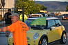 Rich directs MTTS MINIs to the Grand Junction evening event at the Allen Unique Autos museum.
