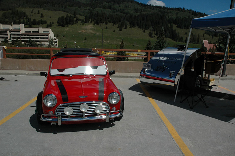 This Aesthetic Creations classic Mini has nice EYES.