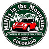 The MINIs in the Mountains (MITM) grille badge design.