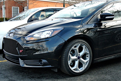 Nothing prettier than a clean black car. Nothing harder to keep clean....