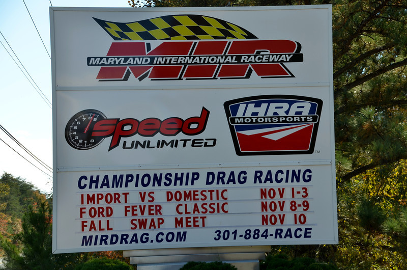 World Cup finals is the super bowl of Drag Racing events - held each year at Maryland International Raceway. Some of the worlds fastest cars, imports and domestic.
