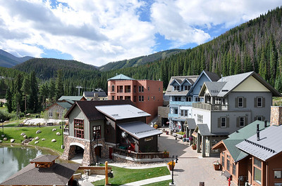 MITM Day 1. The Village at Winter Park Resort