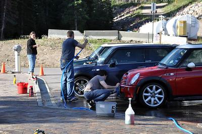 MITM Day 1. MITM Car Wash.