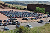MITM Day 3, MTTS Day 2. The tightly packed group of MINIs at Red Rocks Park near Denver.