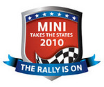 """MINI Takes The States 2010   <a href=""""http://www.minitakesthestates.com"""">http://www.minitakesthestates.com</a> was a cross-country rally, comcluded in Denver, Colo."""
