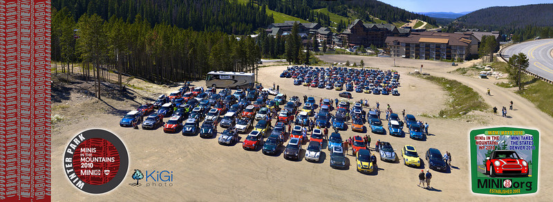 MITM Group Photo, taken Aug. 13, 2010 at Winter Park Resort, Colorado.