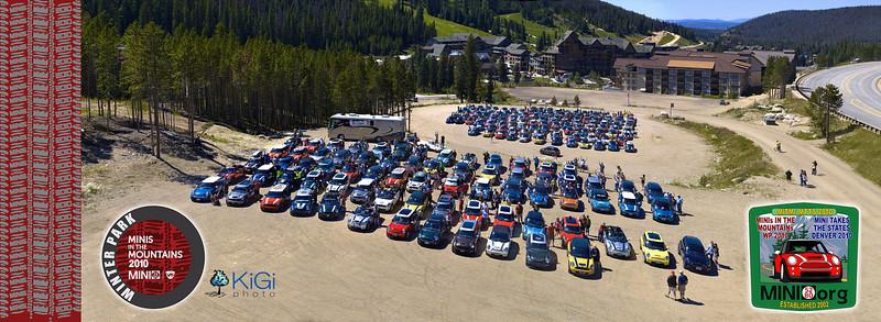 MITM Group Photo, taken Aug. 13, 2010 at Winter Park Resort, Colorado.