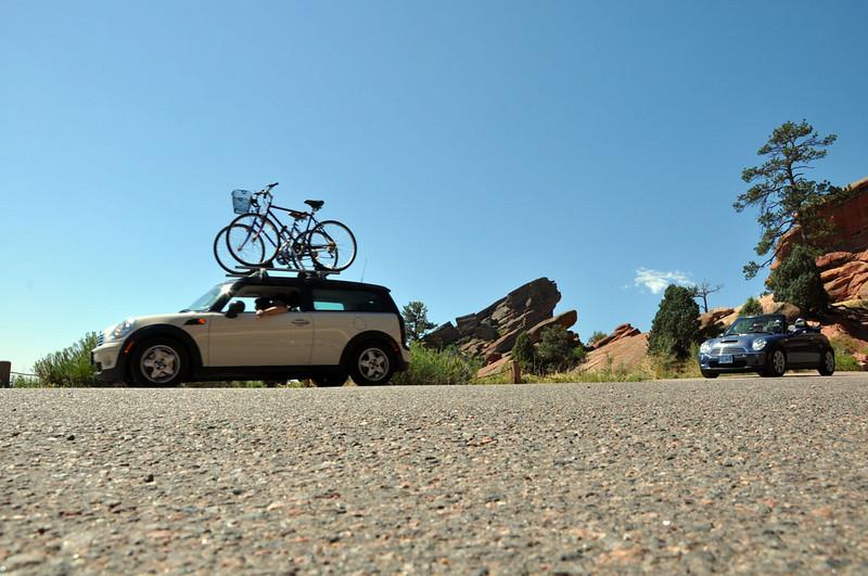 MITM Day 3, MTTS Day 2. Red Rocks Park.