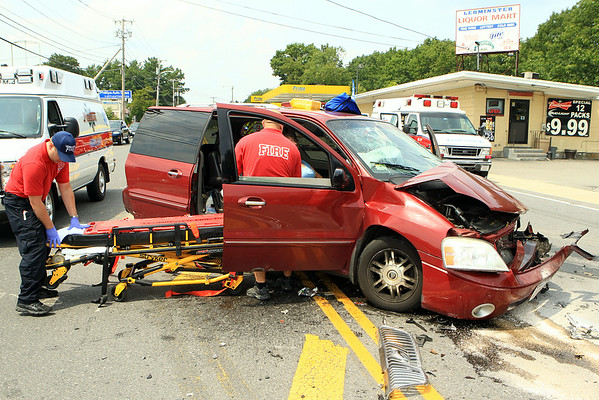 MVA Rt 12 Leominster August 1 2014