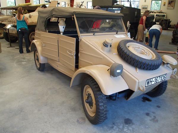 VW Kubelwagon.
