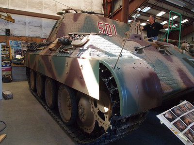 WWII German Panther V