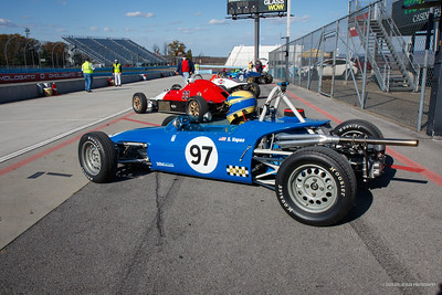 Gridded 11th for the Feature Race on Saturday