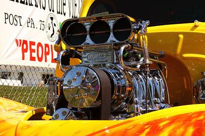 Wheels of Time Custom Car Show