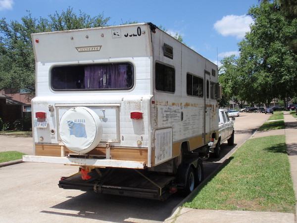 Marble Falls Winnebago Debacle