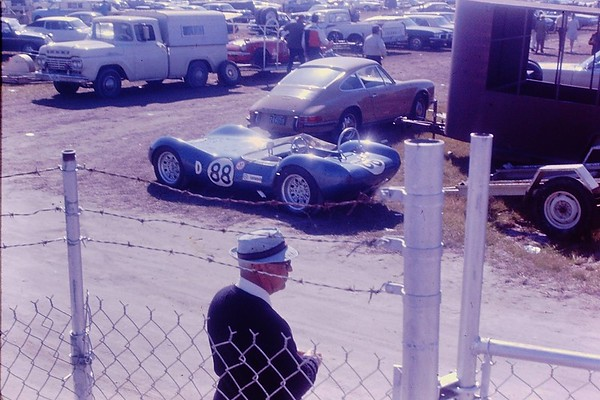 Don Dunford raced a Martin T-SAAB and the 1969 SCCA Runoffs at Daytona Speedway.