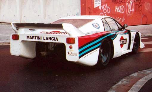Lancia 037 Gorup 5