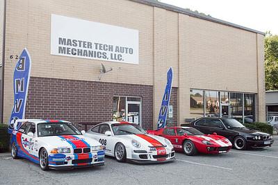 Master Tech Auto Shop Pics - 9/11/14