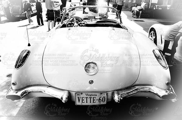 1960 C1 Corvette Jim Stutzman