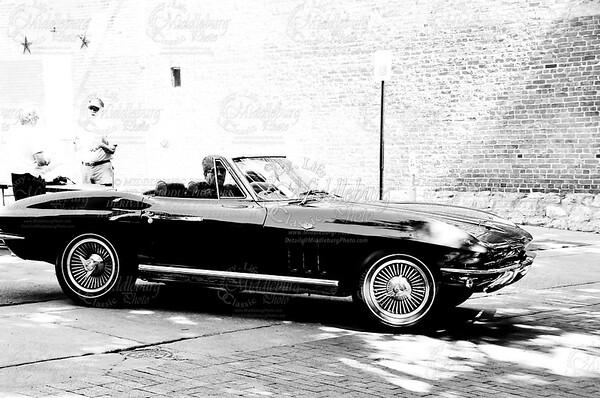 1966 Corvette William Outland