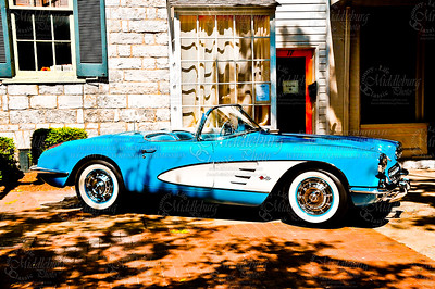 1960 C1 Corvette J J Smith