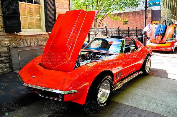 1969 C3 Corvette Allen Bowie