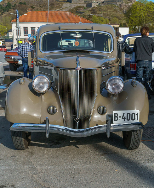 Halden Cruise Night