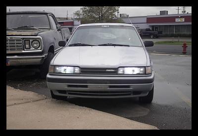 Mazda HIDs (10.20.09)