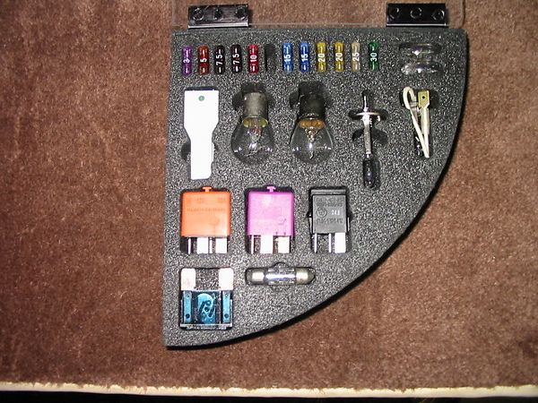 Misc - electrical spares kit