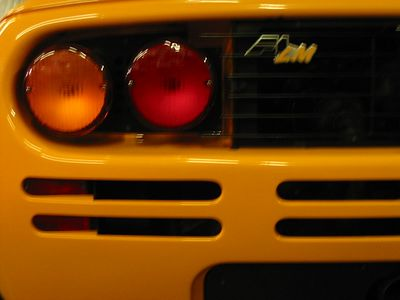 Body - taillights