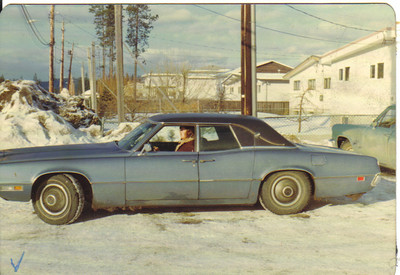 Me in my T-Bird