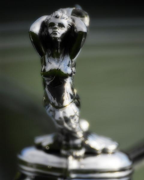 hood ornament 2<br /> John Frankowski C 2006