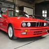BMW M3 E30 convertible