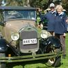 Murray and Anne I'Anson with their 1928 Phaeton
