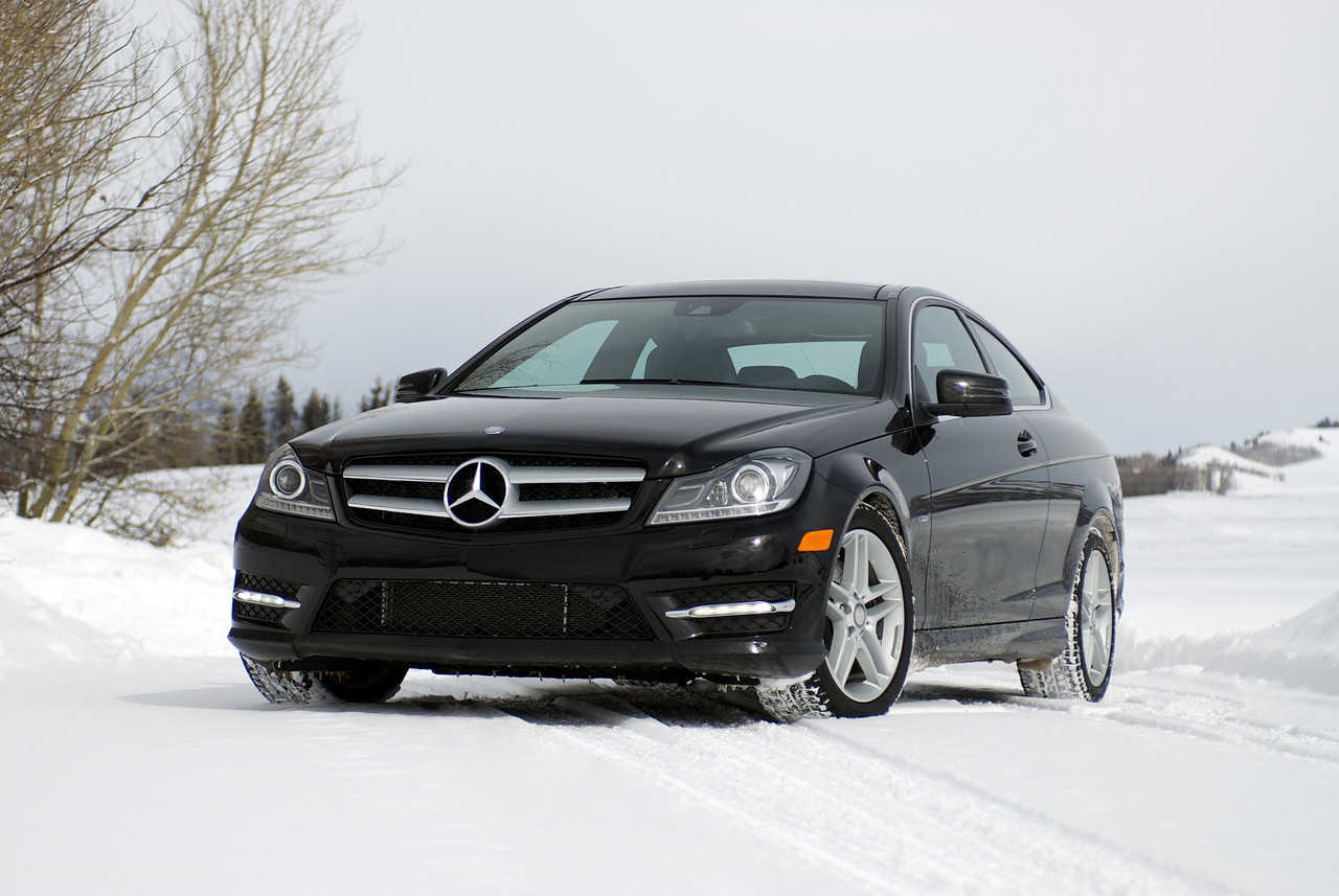 Mercedes Benz C350 4Matic