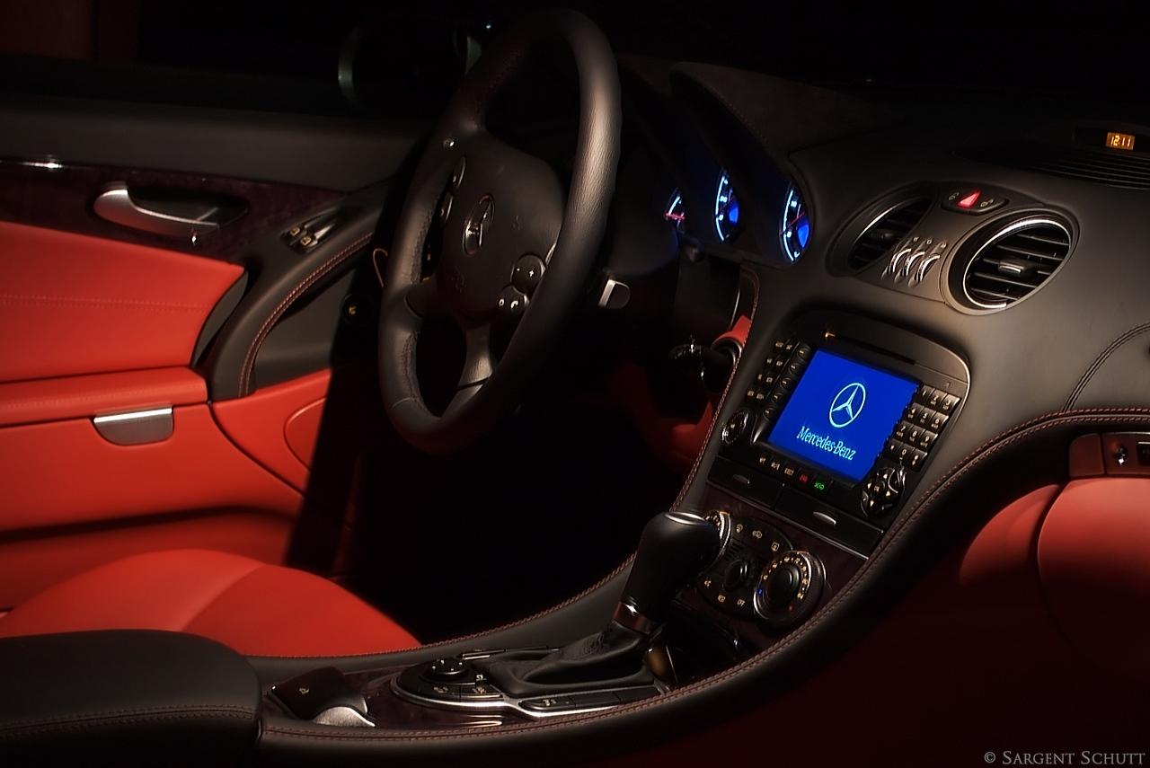 Mercedes Benz SL65 AMG