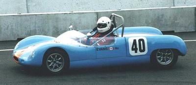 Mk 6A, Brian Evans