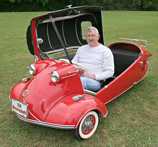 Messerschmitt automobile