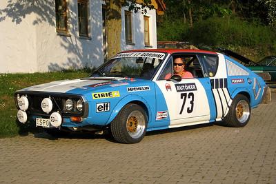 10.Int. ADAC Metz-Rallye-Classic 2014, Germany