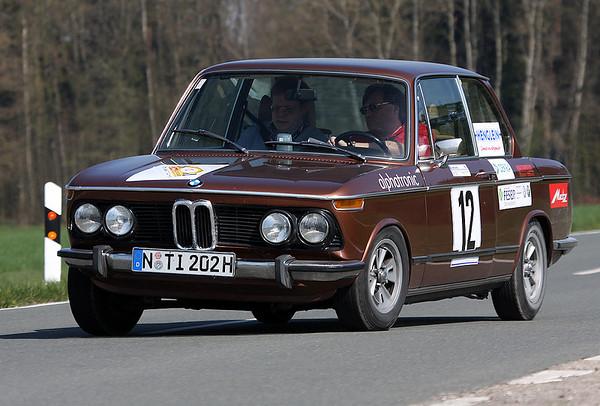 6. Int. ADAC Metz-Rallye-Classic 2010, Germany