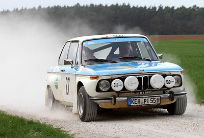9. Int. ADAC Metz-Rallye-Classic 2013, Germany