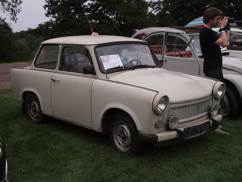 at the Microcar and Minicar show at Larz Andersen Auto Museum in Brookline, MA on July 15, 2012