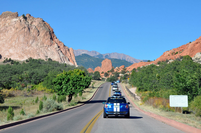 Pikes Peak Road Tour (9/25/10)
