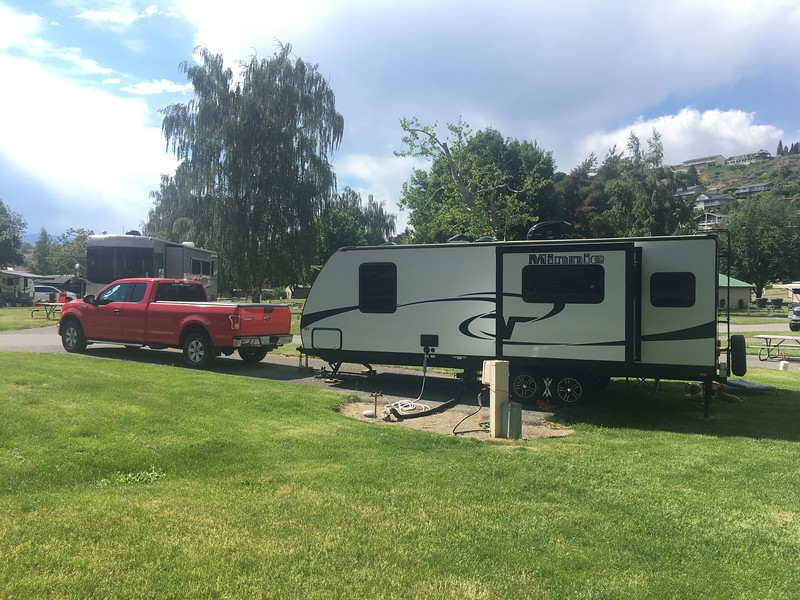 Travel Trailers because (5ers and homebuilt's welcome
