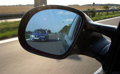 BMW M3 in M3 Mirror