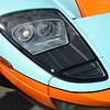 Ford GT in Gulf Design at the Nürburgring (AVD Oldtimer Grand Prix 2006)