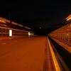 Lausitzring at night