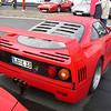 Ferrari F40 at the Nürburgring (AVD Oldtimer Grand Prix 2006)