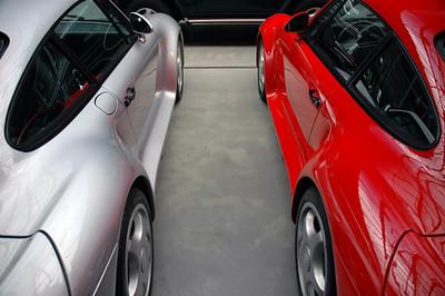 Porsche 959 duo
