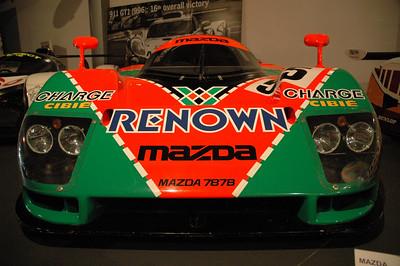 Le Mans Mazda 787B